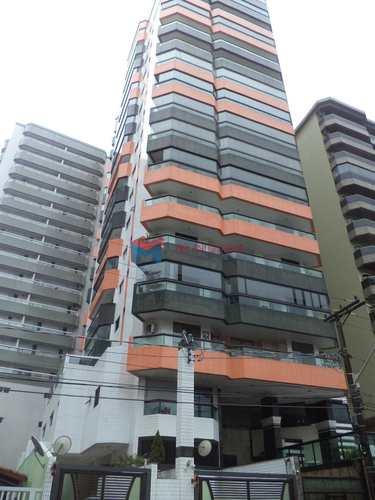 Apartamento, código 413649 em Praia Grande, bairro Canto do Forte
