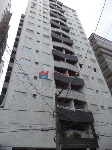 Apartamento, código 413673 em Praia Grande, bairro Ocian