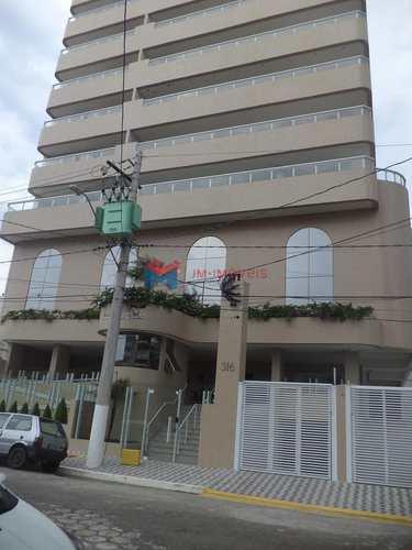Apartamento, código 413685 em Praia Grande, bairro Aviação