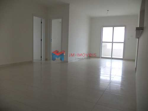 Apartamento, código 413733 em Praia Grande, bairro Aviação