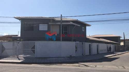 Casa de Condomínio, código 413743 em Praia Grande, bairro Princesa