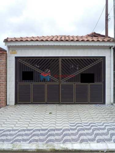 Casa, código 413746 em Praia Grande, bairro Mirim