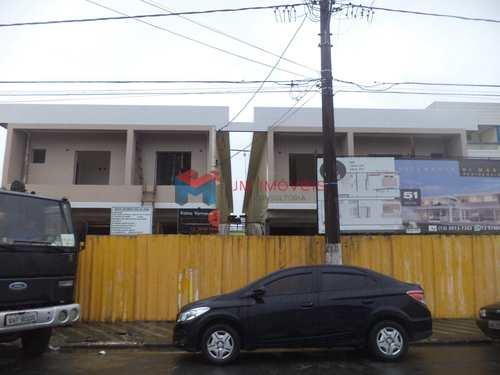 Casa, código 413752 em Praia Grande, bairro Maracanã