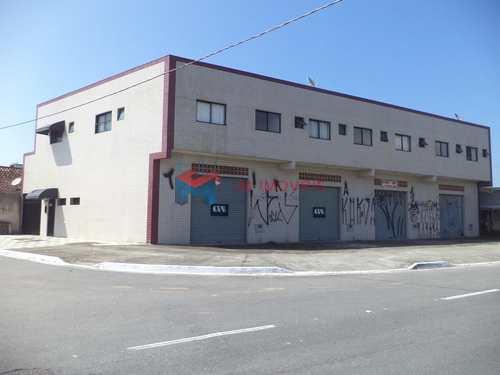 Kitnet, código 413787 em Praia Grande, bairro Caiçara