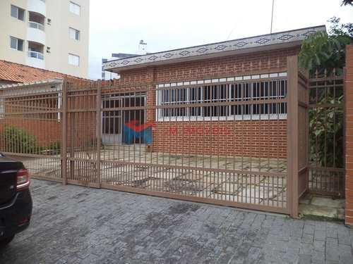 Casa, código 413788 em Praia Grande, bairro Caiçara
