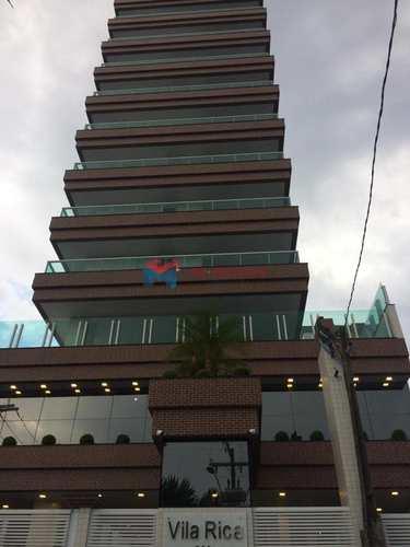 Apartamento, código 413790 em Praia Grande, bairro Caiçara