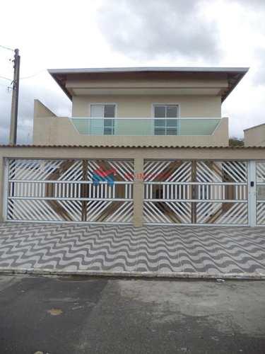Casa de Condomínio, código 413860 em Praia Grande, bairro Quietude