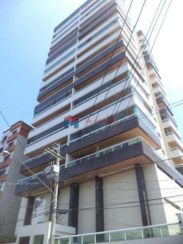 Apartamento, código 413875 em Praia Grande, bairro Guilhermina