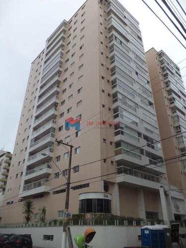 Apartamento, código 413922 em Praia Grande, bairro Canto do Forte