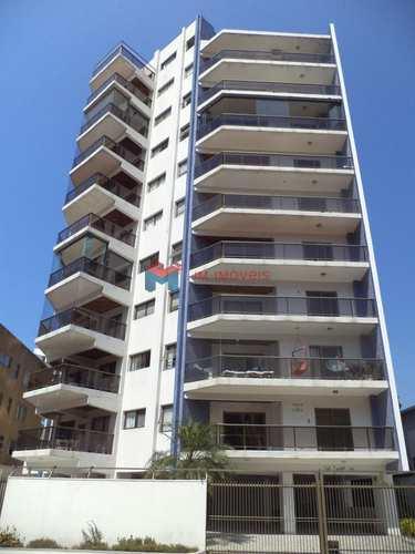Apartamento, código 413924 em Praia Grande, bairro Caiçara