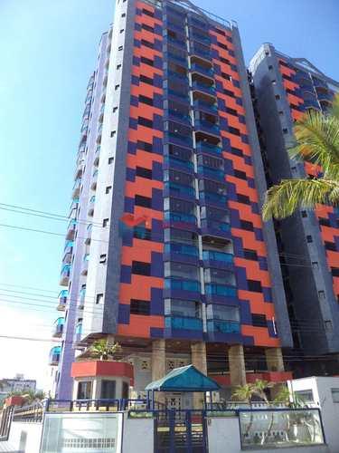 Apartamento, código 413938 em Praia Grande, bairro Caiçara