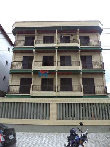 Apartamento, código 413940 em Praia Grande, bairro Caiçara
