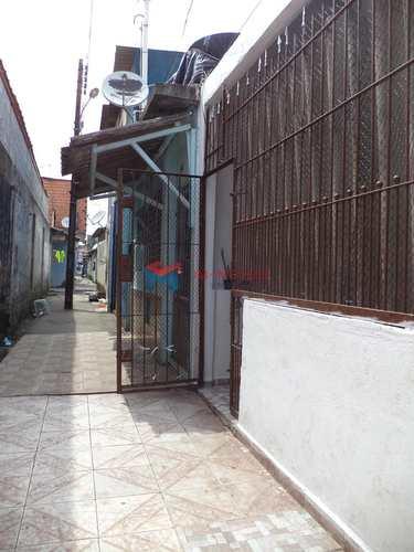 Casa de Vila, código 413942 em Praia Grande, bairro Caiçara