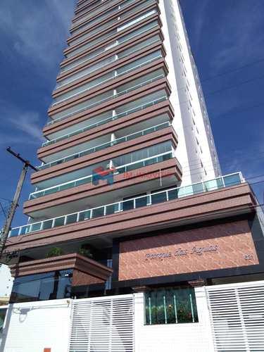 Apartamento, código 413945 em Praia Grande, bairro Caiçara
