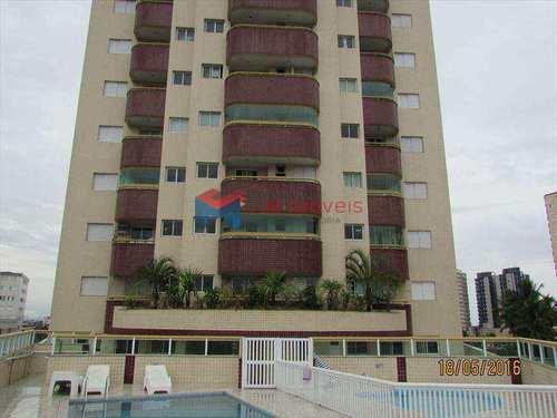Apartamento, código 413947 em Praia Grande, bairro Caiçara