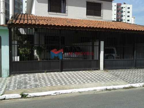 Sobrado, código 413972 em Praia Grande, bairro Caiçara