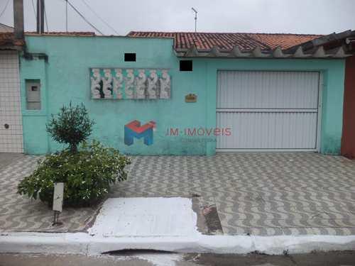 Casa, código 413992 em Praia Grande, bairro Ocian