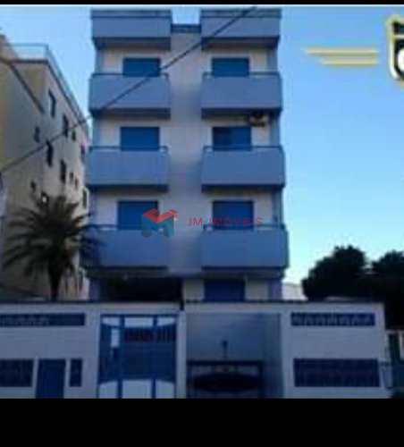 Apartamento, código 413994 em Praia Grande, bairro Guilhermina