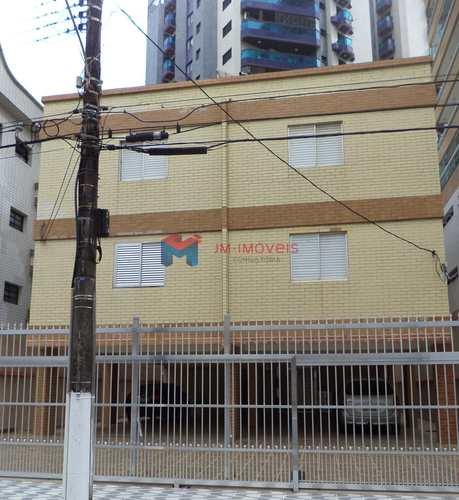 Apartamento, código 413997 em Praia Grande, bairro Caiçara