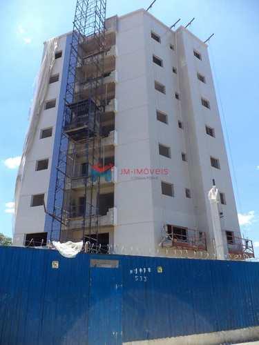 Apartamento, código 414021 em Praia Grande, bairro Tupi