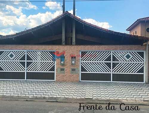 Casa, código 414024 em Praia Grande, bairro Samambaia