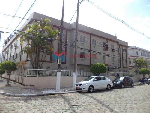 Kitnet, código 414025 em Praia Grande, bairro Guilhermina