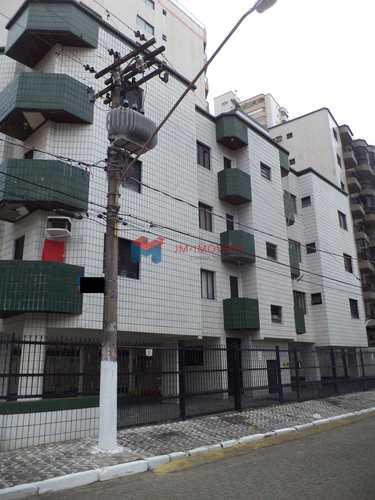 Apartamento, código 414037 em Praia Grande, bairro Aviação