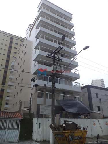 Apartamento, código 414045 em Praia Grande, bairro Tupi