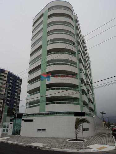 Apartamento, código 414050 em Praia Grande, bairro Real