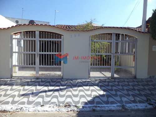 Casa, código 414057 em Praia Grande, bairro Caiçara