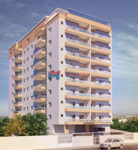 Apartamento, código 414093 em Praia Grande, bairro Guilhermina