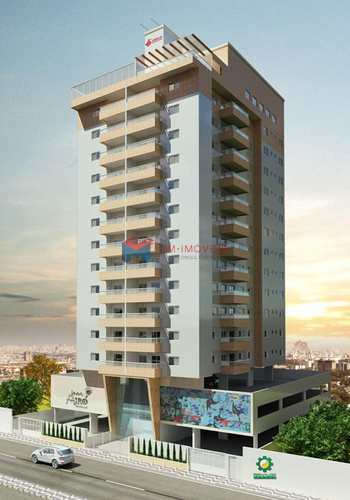 Apartamento, código 414149 em Praia Grande, bairro Canto do Forte