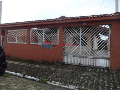 Casa, código 414173 em Praia Grande, bairro Caiçara
