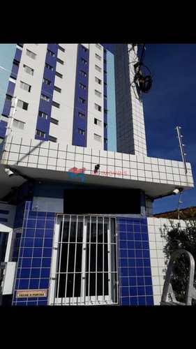 Apartamento, código 414176 em Praia Grande, bairro Caiçara