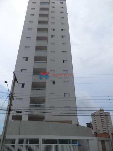 Apartamento, código 414213 em Praia Grande, bairro Caiçara