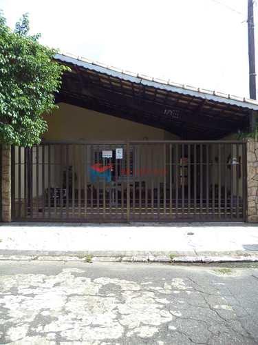Casa, código 414232 em Praia Grande, bairro Caiçara