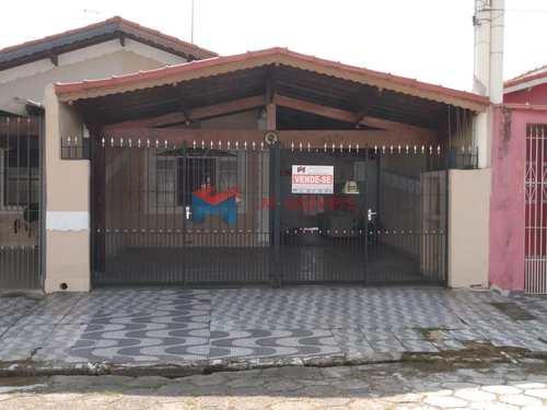 Casa, código 414238 em Praia Grande, bairro Caiçara