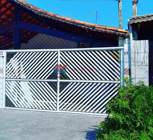 Casa, código 414242 em Praia Grande, bairro Real