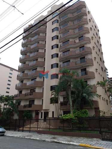 Apartamento, código 414273 em Praia Grande, bairro Caiçara