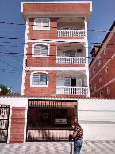 Apartamento, código 414284 em Praia Grande, bairro Aviação