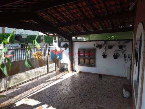 Casa, código 414290 em Praia Grande, bairro Guilhermina