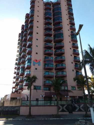Apartamento, código 414313 em Praia Grande, bairro Caiçara