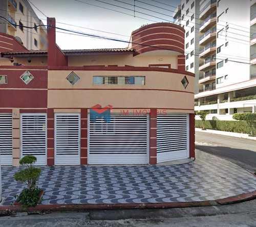 Sobrado, código 414315 em Praia Grande, bairro Caiçara