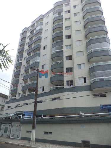 Apartamento, código 414318 em Praia Grande, bairro Caiçara