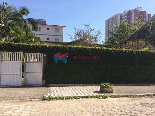 Casa, código 414328 em Praia Grande, bairro Canto do Forte