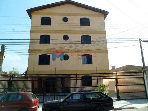Apartamento, código 414335 em Praia Grande, bairro Caiçara
