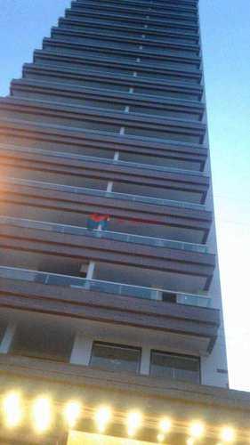 Apartamento, código 414356 em Praia Grande, bairro Caiçara