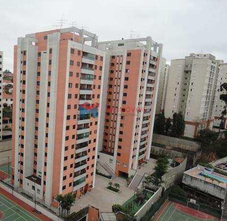 Apartamento, código 414362 em São Paulo, bairro Jardim das Vertentes