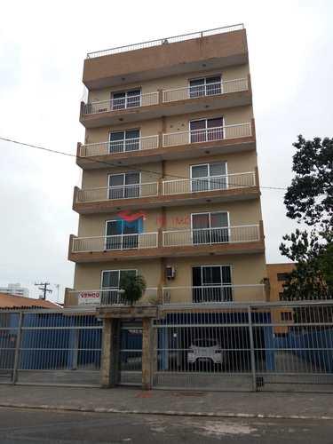 Apartamento, código 414403 em Praia Grande, bairro Caiçara