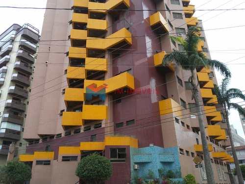 Apartamento, código 414425 em Praia Grande, bairro Boqueirão